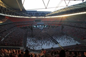 1d stage manchester